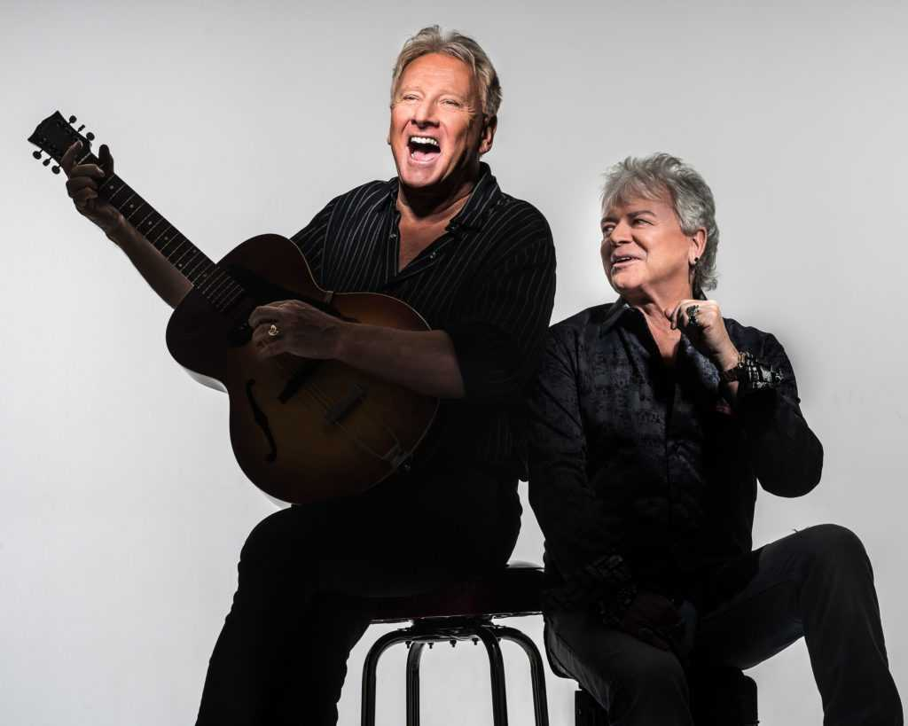 Air Supply at Eat to the Beat Concert at Epcot International Food and Wine Epcot's World Showcase Festival 2018