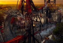 Bobbejaanland_Land-of-Legends_Fury-roller-coaster