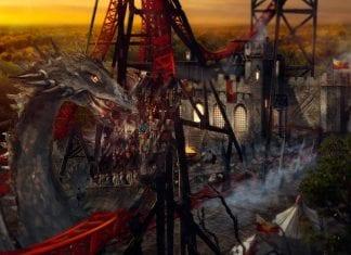 Bobbejaanland_Land-of-Legends_Fury-roller-coaster