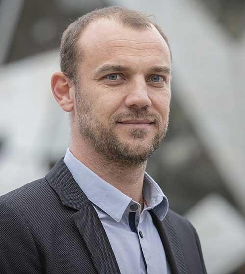 Rodolphe Bouin Président du Directoire Futuroscope.