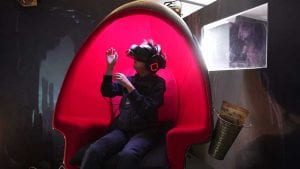 V-commerce: Walmart's Store N°8 and DreamWorks create VR retailtainment experience