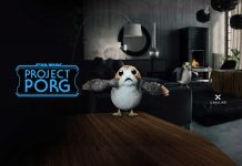 Star Wars: Project Porg upgrades virtual pets with Mixed Reality