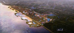 Six Flags Zhejiang, China