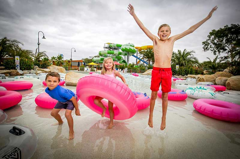 Gumbuya World Oasis Spring waterpark expansion