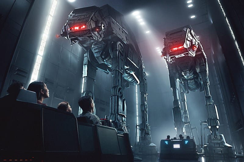 Rise of the Resistance Star Wars: Galaxy's Edge
