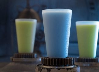 Star Wars:Galaxy's Edge Blue Milk