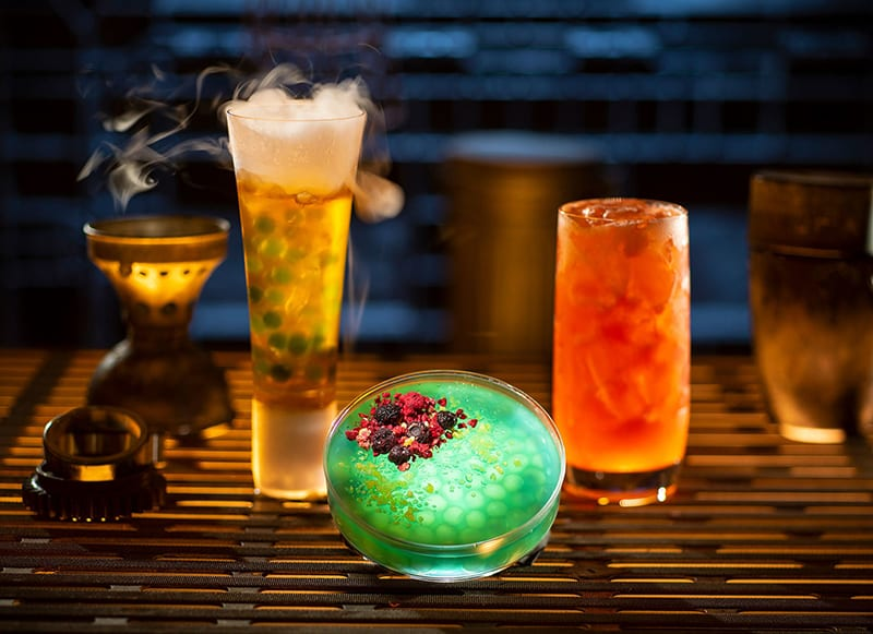 Star Wars: Galaxy's Edge drinks