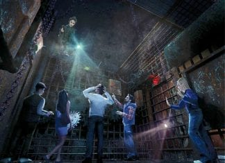 Legacy Entertainment Escape Authority Worlds First Escape Room Dark Ride Concept