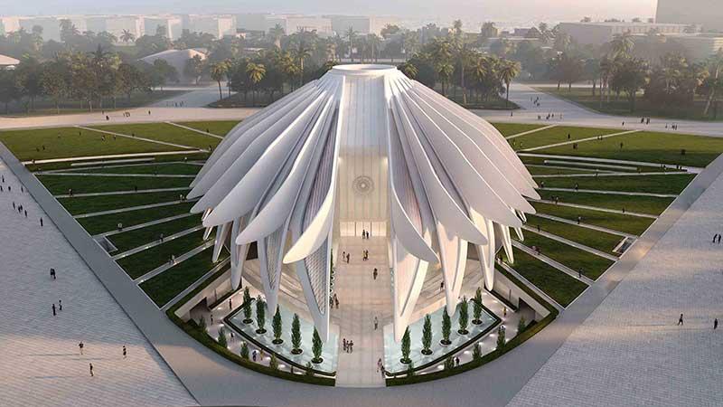 Expo2020 Dubai UAE Pavilion