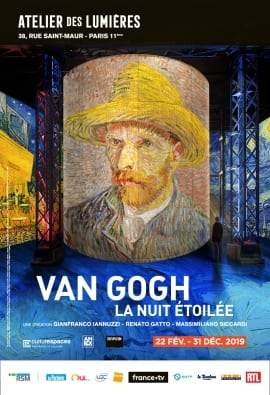 van gogh starry night poster culturespaces