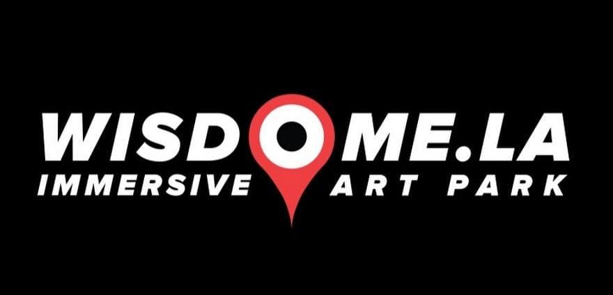 wisdome LA logo artainment blooloop
