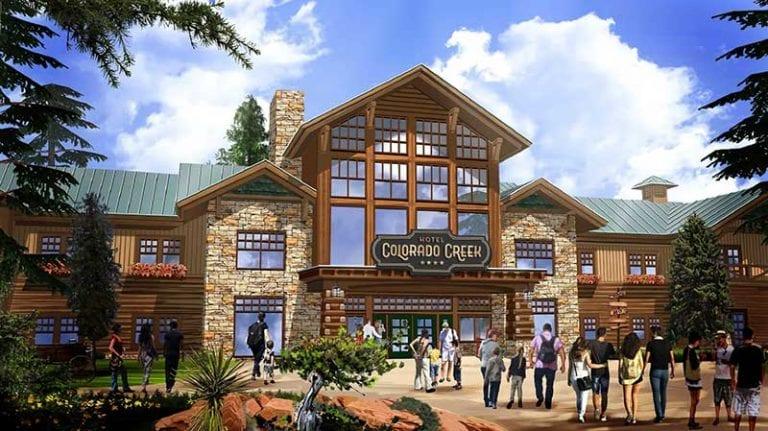 PortAventura World Colorado Creek hotel sustainability