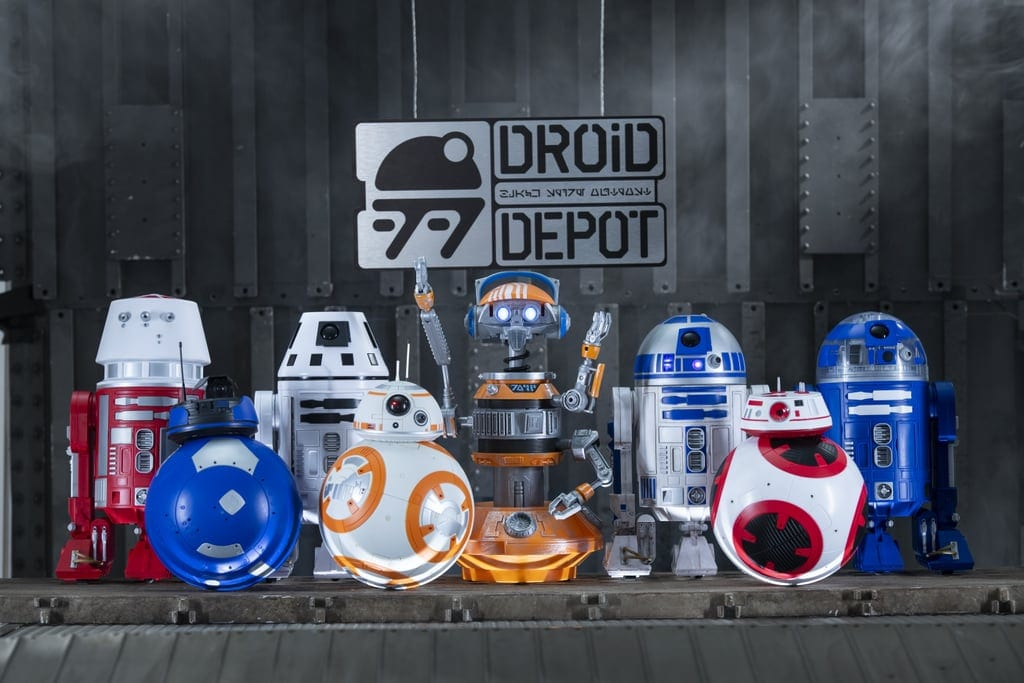 Droid-Depot star wars galaxys edge merchandise