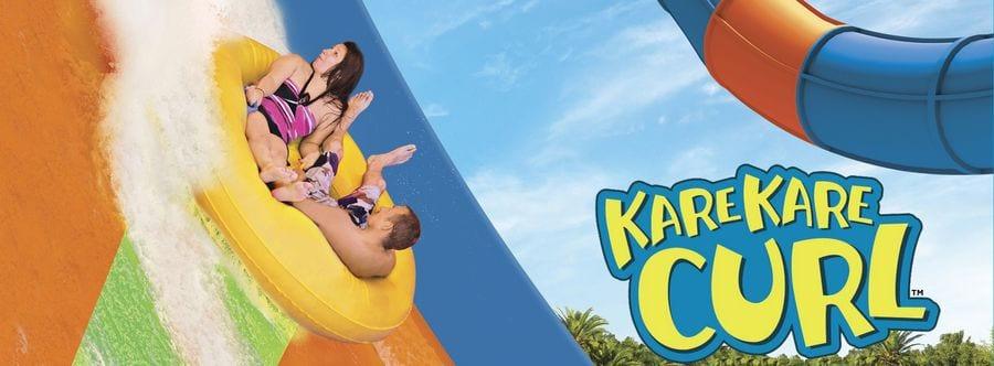 Aquatica Orlando SeaWorld new water parks Kare Kare Curl