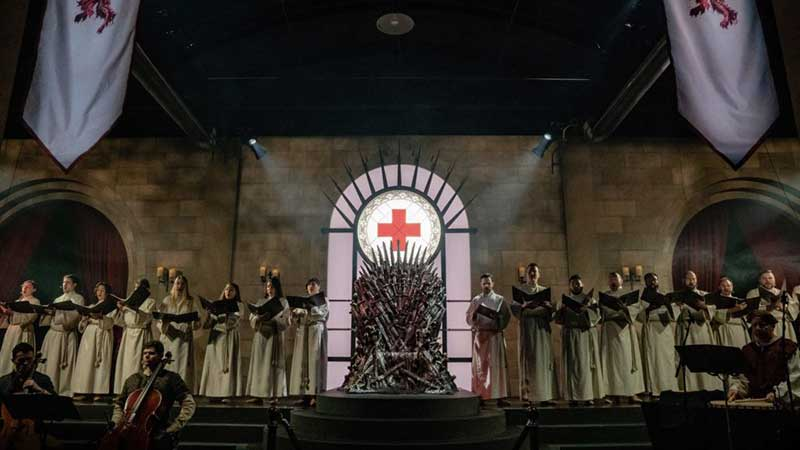 Red Cross SXSW Game of Thrones Bleed for the Throne blood drive