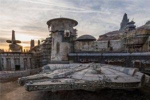 Galaxy's Edge interactive experiences Millennium Falcon- Smugglers Run star wars galaxys edge disney