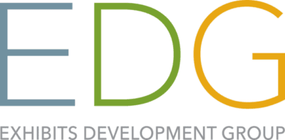 EDG Exhibits Development Group Logo