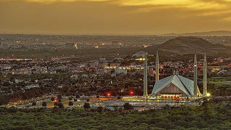 King Faisal Mosque Islamabad Rawalpindi