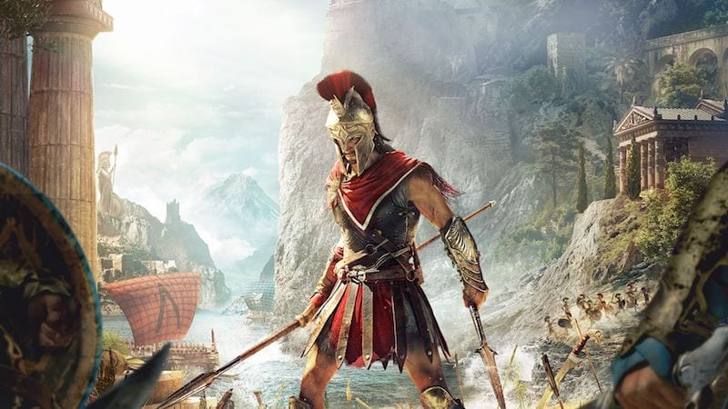 Assassins Creed Odyssey Google Stadia