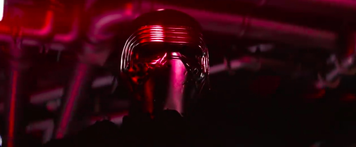 kylo ren rise of the resistance star wars.
