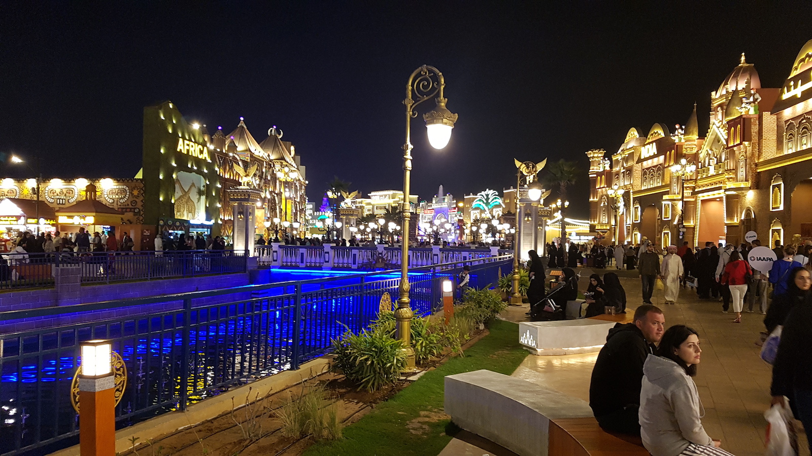 global village IAAPA Spring Leadership forum 2019
