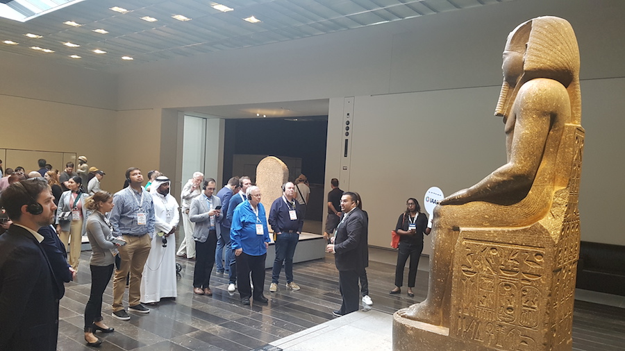 Louvre abu dhabi global village IAAPA Spring Leadership forum 2019