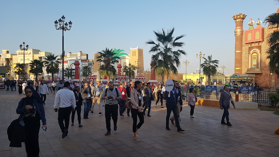 Global Village iaapa spring event 2019 dubai
