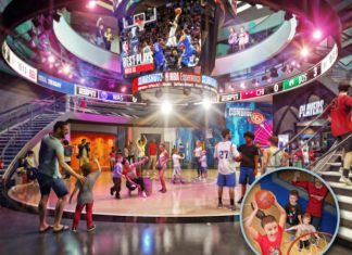 NBA Disney Springs