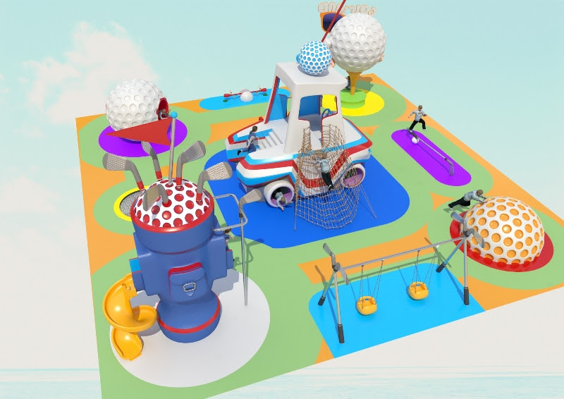Golf-themed-playground-by-Futura-Form-4