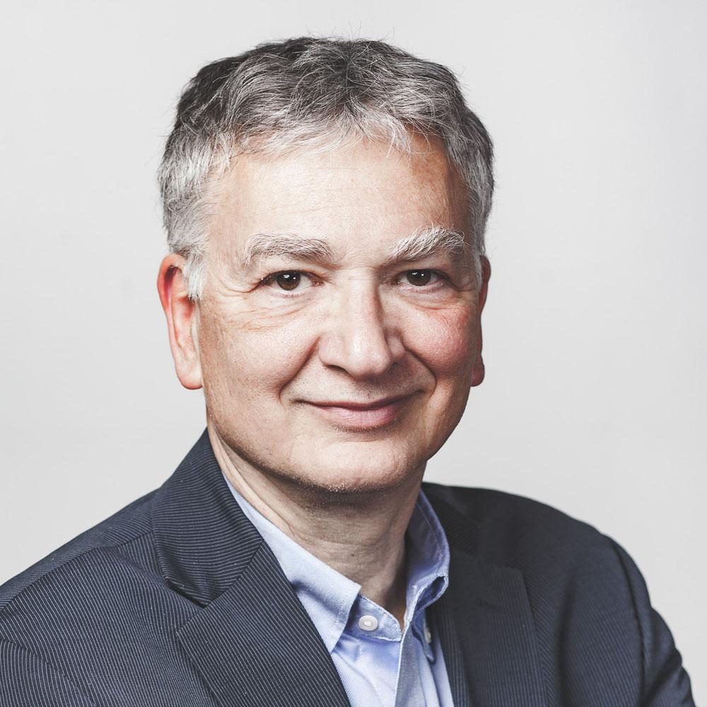 Ron Morissette VP Development, Americas, Realisations Montreal