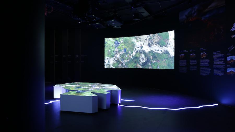 Perlan museum realisations montreal
