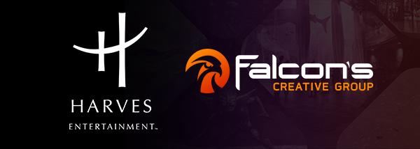 falcon's creative group harves