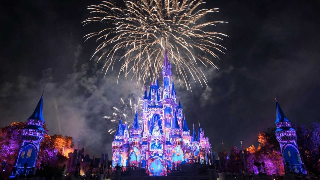 Top theme parks of the decade - Magic Kingdom is number one