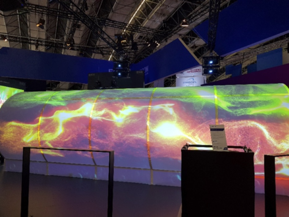 epson vortex tunnel ise 2019