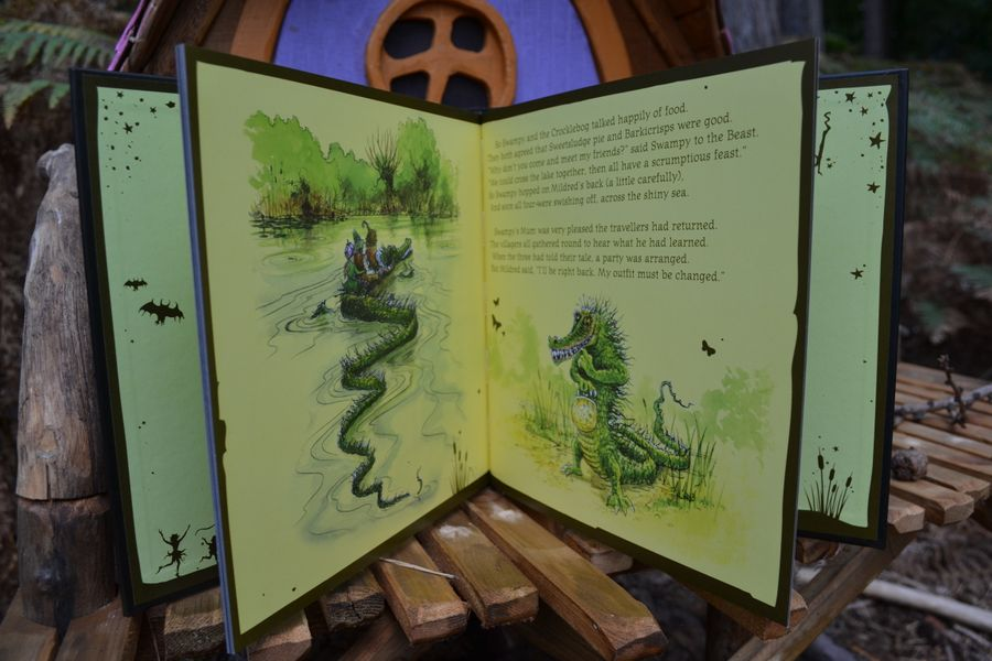 BeWILDerwood open storybook