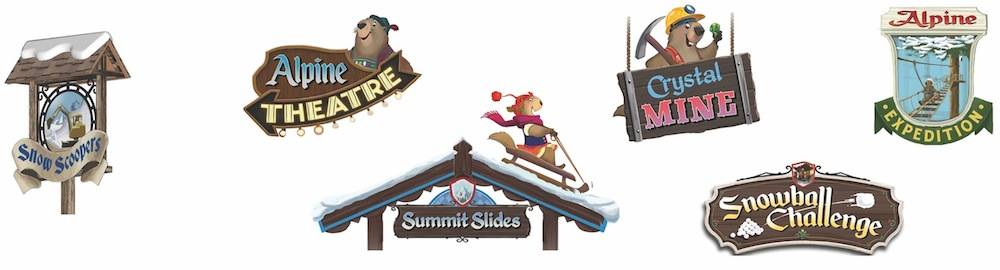 SnowPark-Oman-Unlimited-Leisure-Miko-Marmots-signage