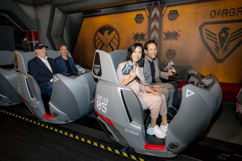paul rudd ant man wasp nano battle hong kong disney