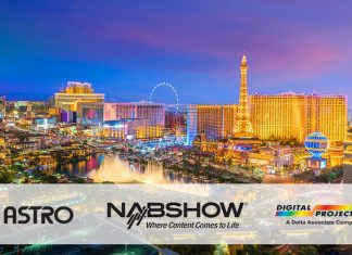 digital projection insight laser 8K NAB 2019