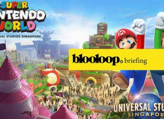 blooloop briefing attractions news supernintendo world universal studios singapore