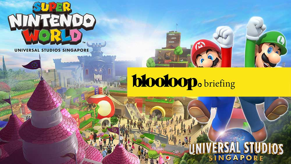 Attractions news: Kanye Dollywood | Nintendo World | GOT | blooloop