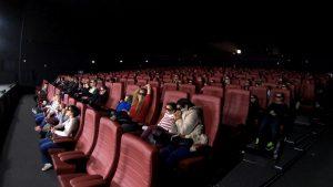 CL Corp D-BOX Parc Asterix 4D theatre