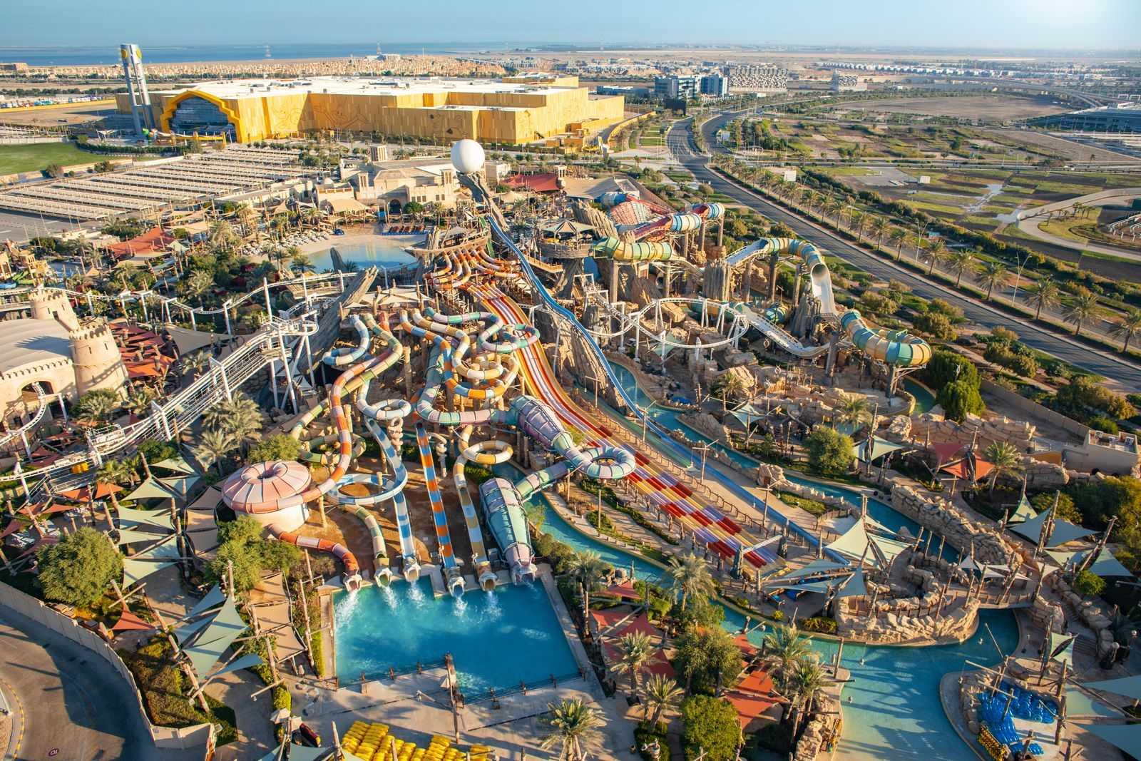 Yas Waterworld and Warner Bros. World Abu Dhabi overview