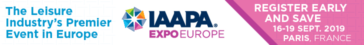 IAAPA Expo Europe Paris 2019