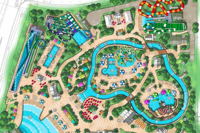 Island H20 Live! Water Park at Margaritaville Resort Orlando
