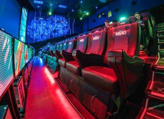 MediaMation-Esports MX4D Theatre