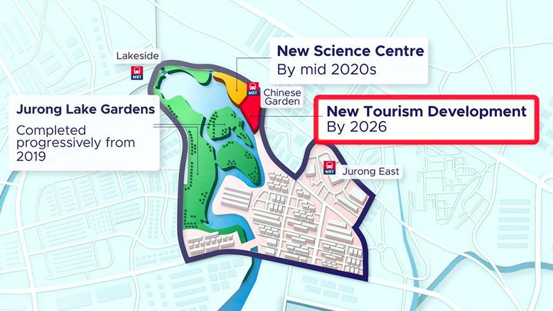 Jurong EOI Singapore Tourism Board
