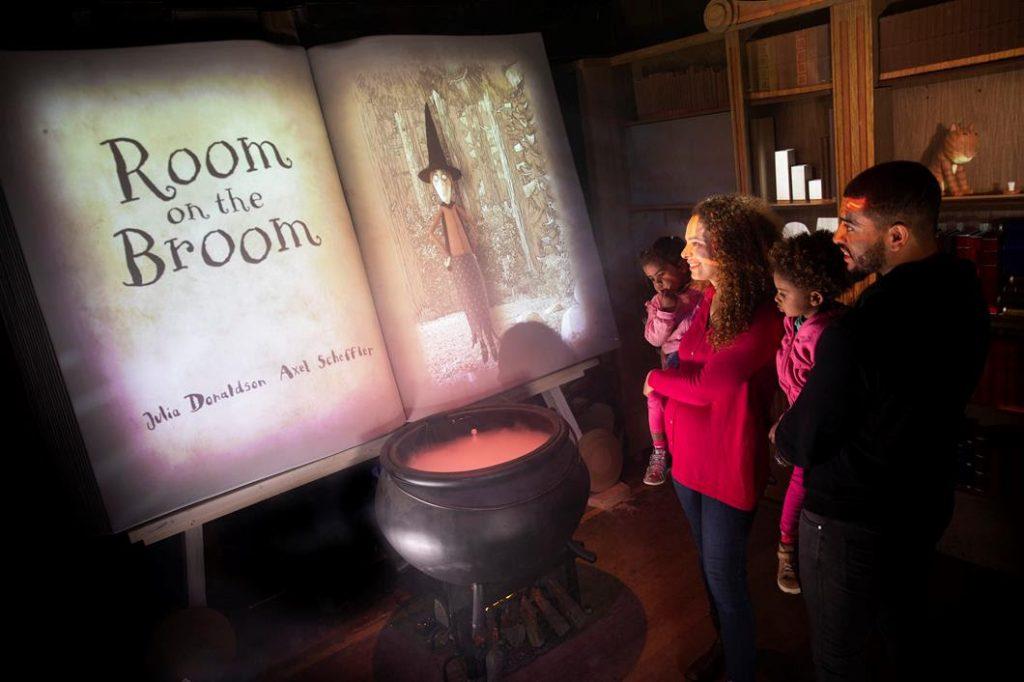 Sarner Room on the Broom