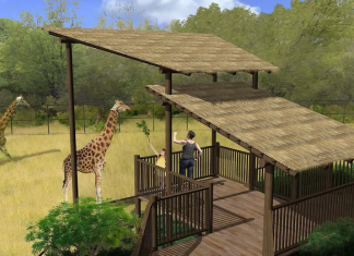 erie zoo rendering