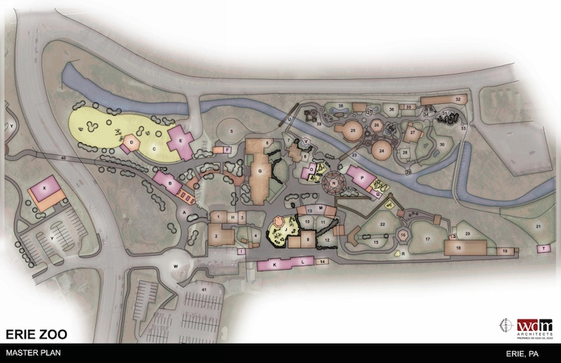 erie zoo master plan