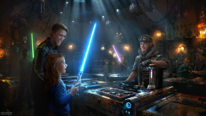 galaxy's edge expansion